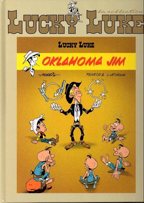 Lucky Luke - La collection (Hachette) -75- Oklahoma Jim