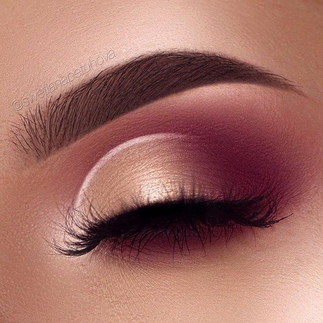 """modern renaissance palette  Brows: @anastasiabeverlyhills Dipbrow in Chocolate Eyeshadow: @anastasiabeverlyhills modern renaissance palette """"burnt orange"""", """"venetian red"""", """"love letter"""", """"primavera"""" and for the white part /nyxcosmetics/ milk jumbo pencil"""
