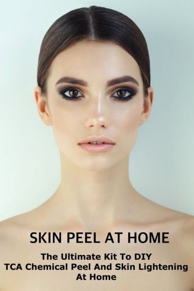 The Ultimate kit To Doing Your Own TCA Chemical Peel At Home