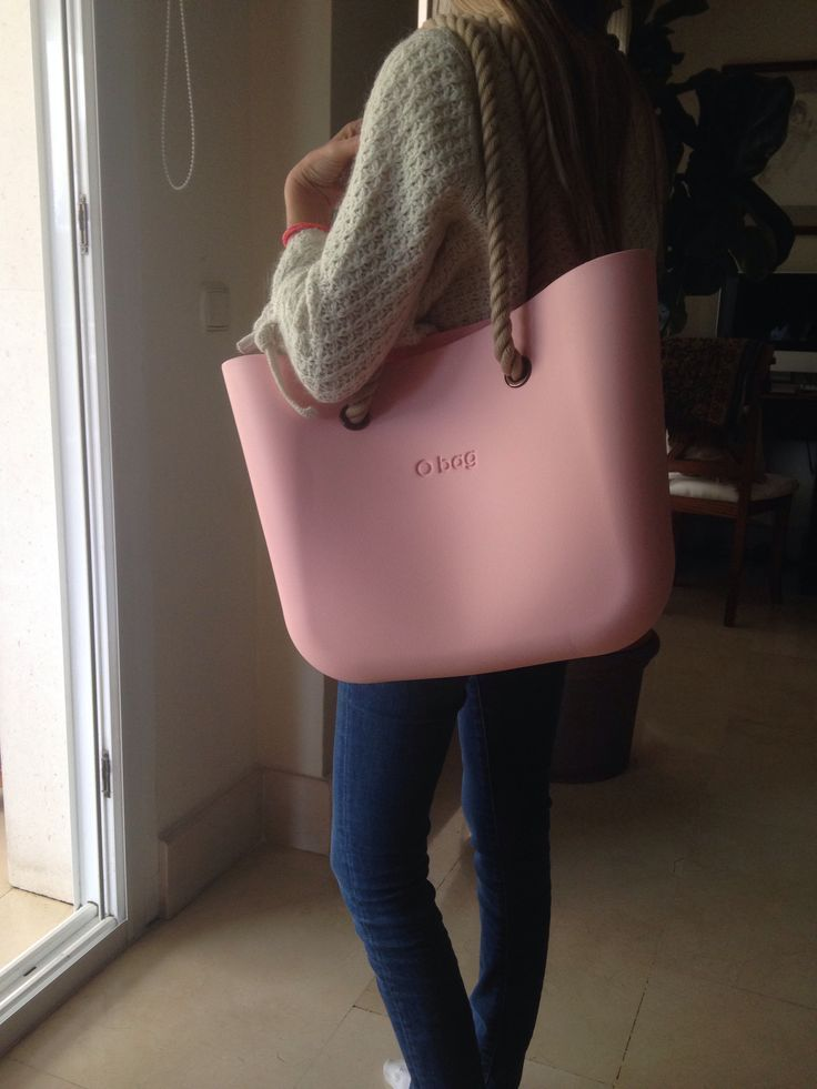 pink o bag - Google Search