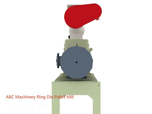ABC Machinery Ring Die Pellet Mill with Model 508