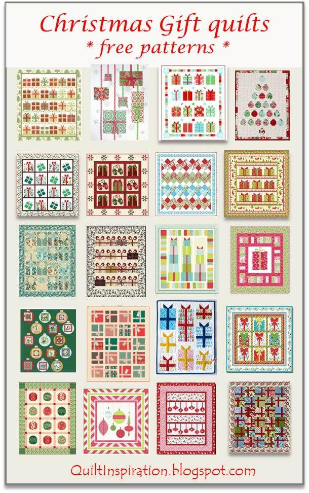 Free Christmas Quilt Block Patterns.Free Christmas Quilt Blocks