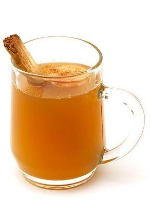 napój z octem jablkowym