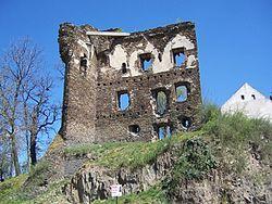 Ricany castle
