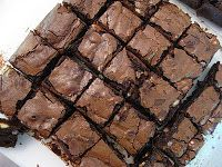 Thermomix soft gooey brownies   Becs Table