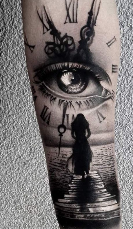 Image result for small tattoos eyes – diy tattoo images – #diy #eyes #Image #images #result