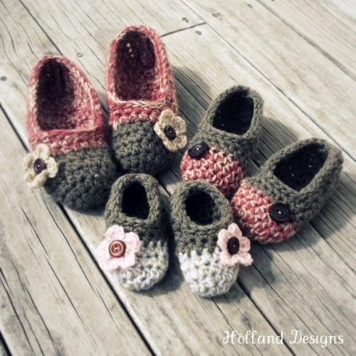 59 best Baby Shoe Crochet Patterns images on Pinterest ...