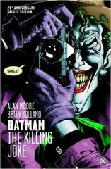 Batman: The Killing Joke (Deluxe Edition) By Alan Moore, Brian Bolland , Hard cover or 1st edition