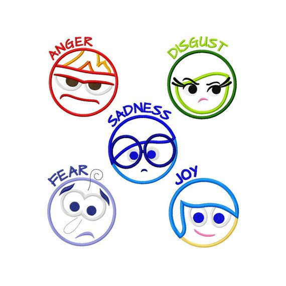 Applique Circle Embroidery Design