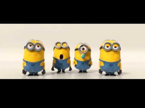 One hour of Minions Banana Song - YouTube