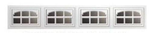 1000 ideas about garage door window inserts on pinterest for Clopay garage door window inserts
