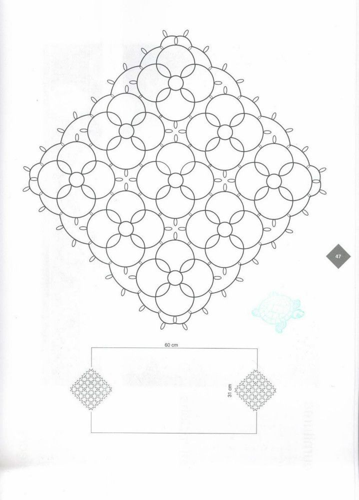 1572 best Tatting : Pattern & Technique images on