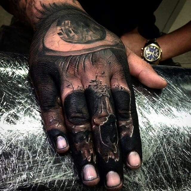 Hand scull