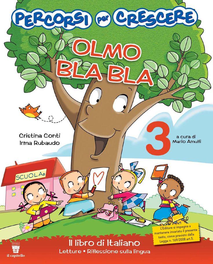 Olmo 3a il libro di italiano - scuola primaria