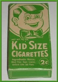 Kids Size Cigarettes