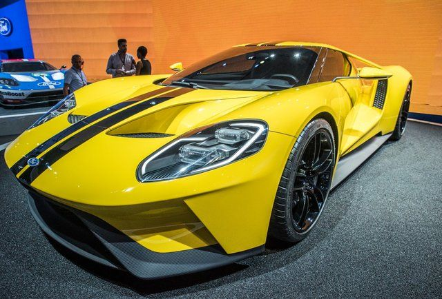 The Coolest Cars at This Year's LA Auto Show