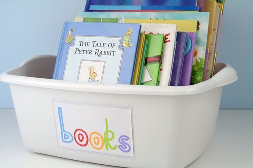 Tips for Back to School Organizing