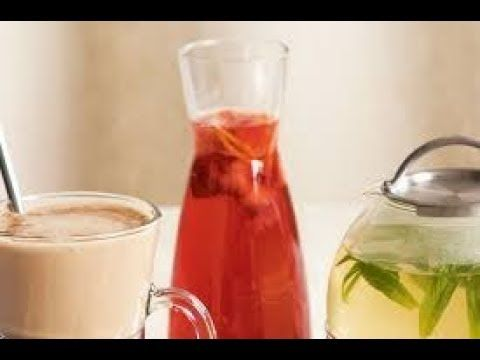 SMOOTHIES || RED TEA