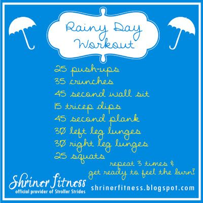 Total body workout without weights!