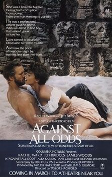 Against All Odds : 1984 - loved the title song, Against All Odds, take a look at me now by Phil Collins