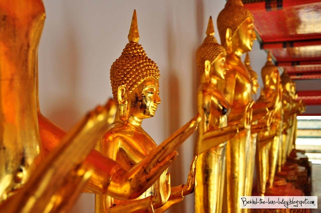 Golden Gals - Bangkok Thailand