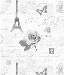 Holden K2 Calligraphy Wallpaper 97752 Grey