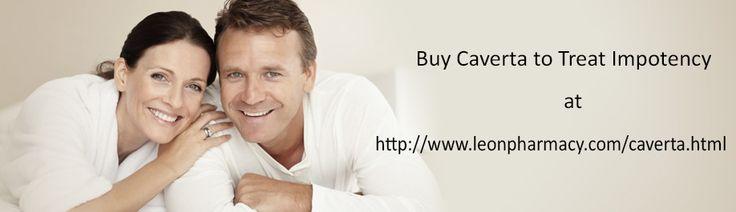 Buy Caverta online to Treat impotency