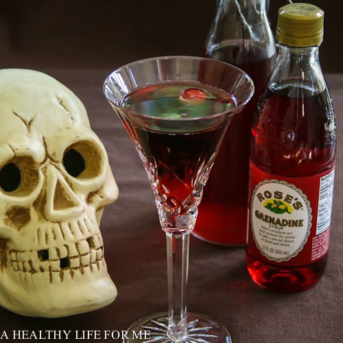 I started pulling out the Halloween decorations.  I thought it was time to share a great goulish cocktail. Since my series True Blood is only running reruns, I thought I would pay  tribute to Bram Stroker and salut the first and best Vampire, Dracula. If you followed my recipe on how to infuse your vodka with …