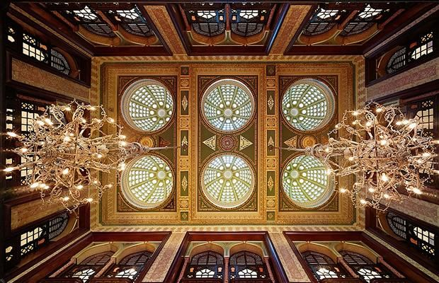 Three Istanbul hotels lovingly preserve their Ottoman past