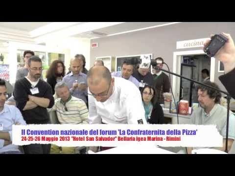 La confraternita della Pizza Part.II - Impasto Napoletano STG - Salvatore di Matteo - YouTube