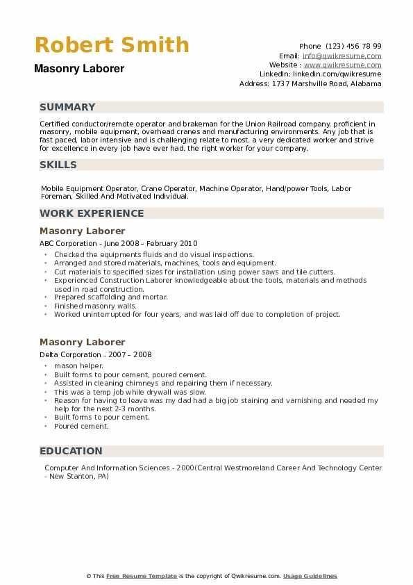 Naukri Resume Headline Examples For Experienced In 2021 Simple Resume Resume Headlines