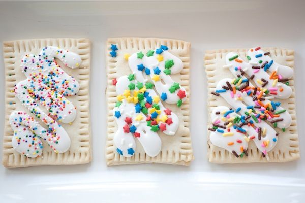 Homemade Pop TartsRecipe, Pies Crusts, Pie Crusts, Breakfast, Semi Homemade Pop Tarts, Projects Nurseries, Kids, Homemade Poptarts, Parties Studios
