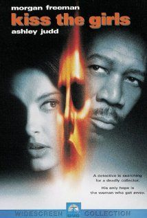 1997 Kiss the Girls; Morgan Freeman solves the crime and saves the girl; Play it Again