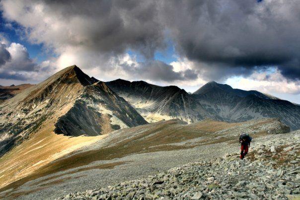 Retezat mountains, Romania