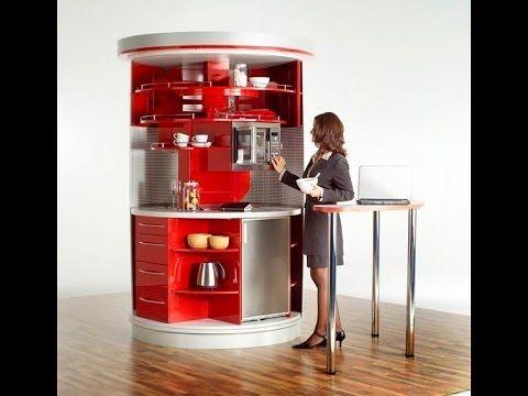 Мебель трансформер Компактная Кухня идеальный вариант