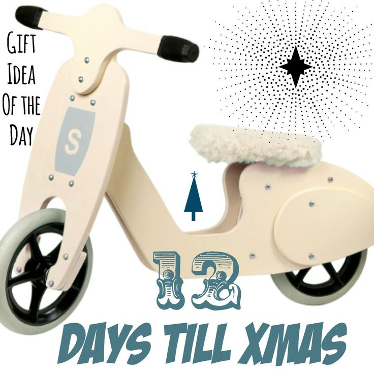 All we want for Christmas is this wooden scooter! http://babyglitter.gr/3572-3ylino-skoyter.html