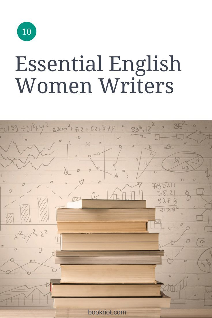 10 essential English women writers to get on your TBR.