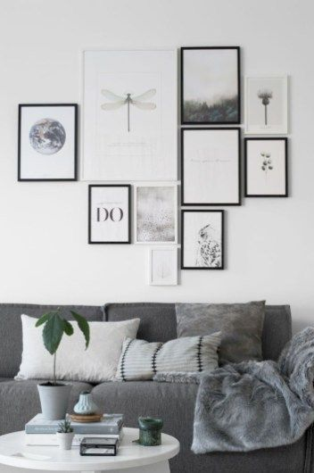 Impressive Scandinavian Living Room Designs Ideas 27