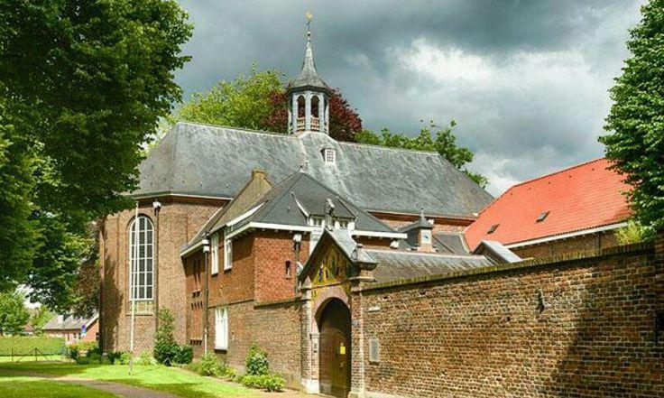 Birgittinessen klooster (ouw nonne)Uden.
