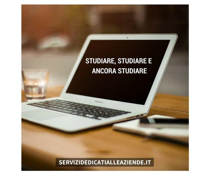 Raggiunta la tua professionalità DEVI mantenerla #studiandocontinuamente investendo su te stesso. #formazioneprofessionale