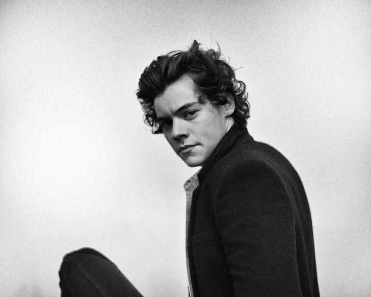Harry Styles. Photo taken by John Mayer.