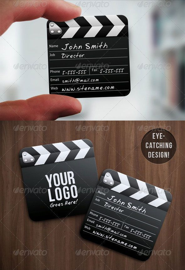 101 best Creative Business Cards images on Pinterest | Business card ...