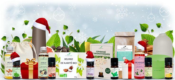 Diffuseurs, box cadeaux, assortiments d'huiles essentielles... Découvrez tous les cadeaux plein de sens de la Compagnie préparés avec amour <3