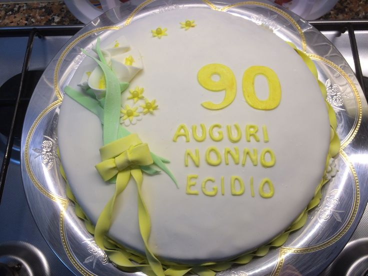 90 • compleanno