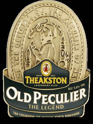 old peculiar beer - Google Search