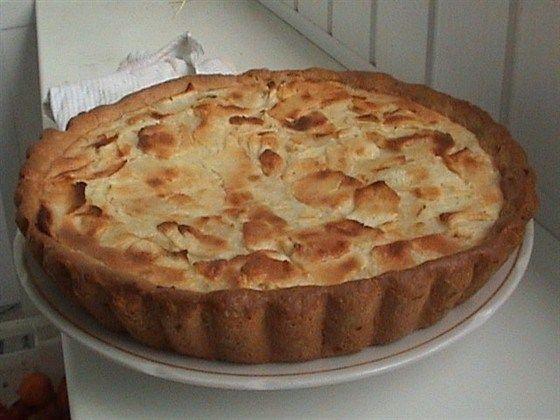 Яблочный пирог «Цветаевский» рецепт с фото