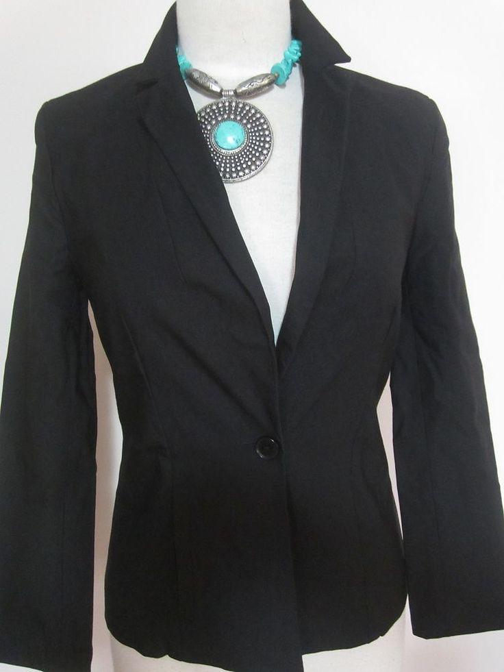 Flattering Regatta black jacket size 8