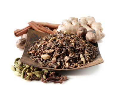 """Maharaja Chai Oolong Tea --The """"miracle weight loss tea, part 2."""" I blend this with the Samurai Chai Mate, but it tastes great on its own."""