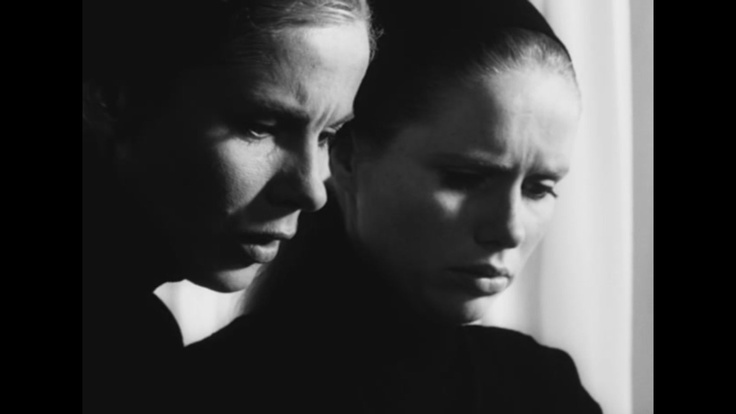 Ingmar bergman movie with sister alma