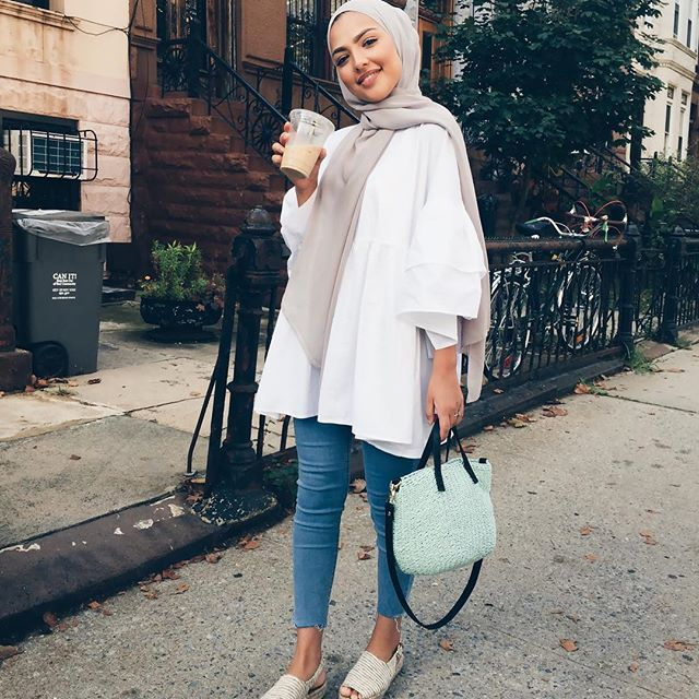 Yesterday hijab; Voile Chic